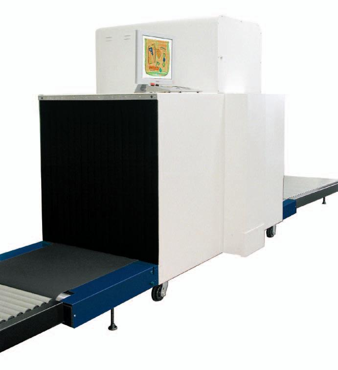 AutoClear 100100T cargo x-ray