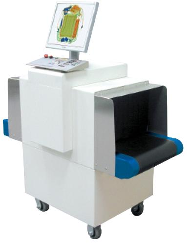 AutoClear 5333 csomagvizsgáló röntgen